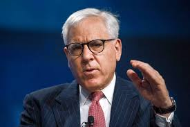 David Rubenstein, co-CEO, the Carlyle Group