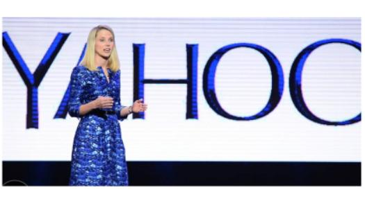 Marissa Mayer announces spin off at earnings conference call