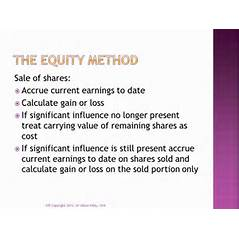 equity method