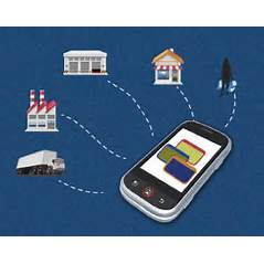 Modern supply chain management takes mobile communications
