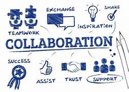 simple collaboration words