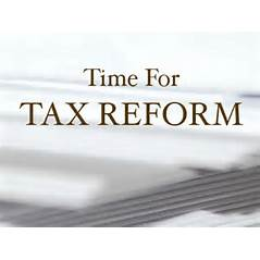 time for tax reform